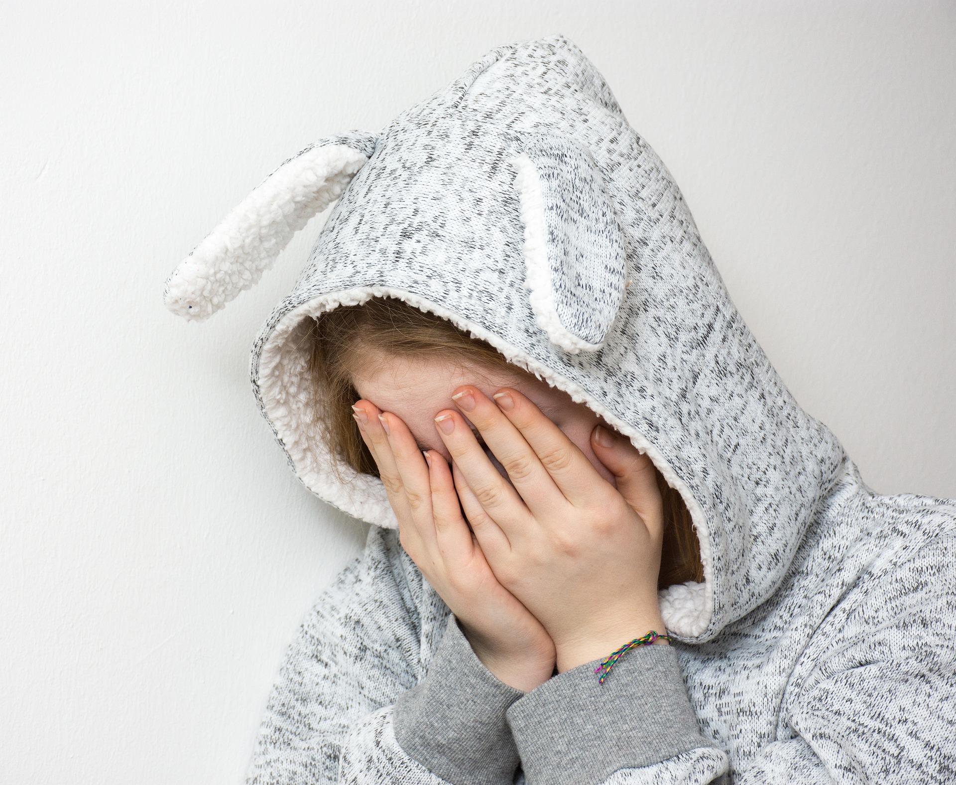 Image Of Person In Despair